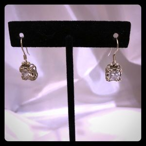 SILPADA silver ring and earring set